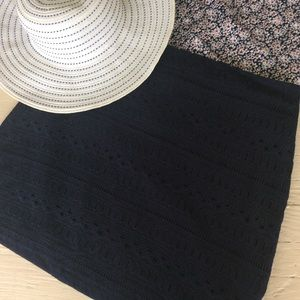 Gap Eyelet Mini Skirt